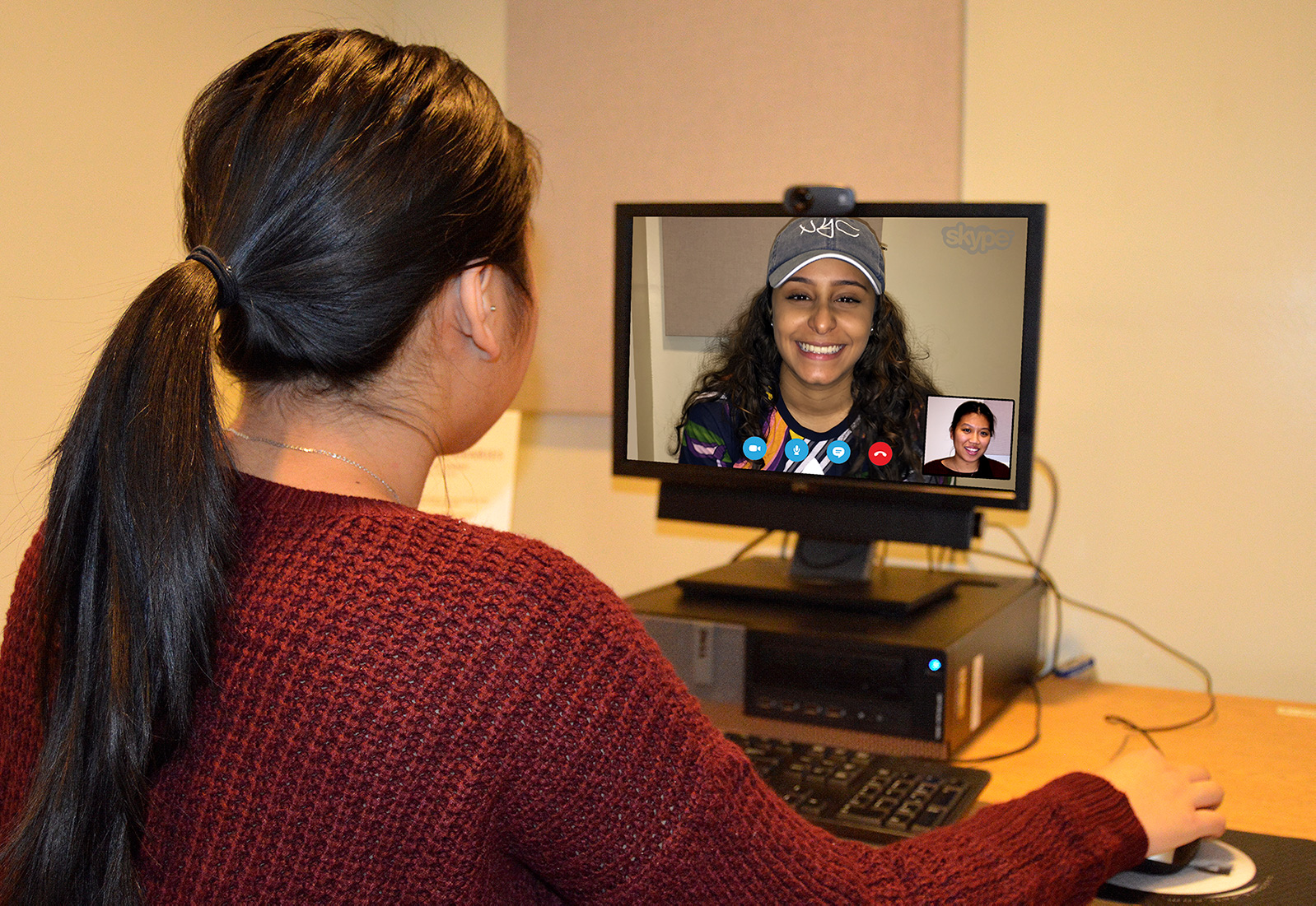 Video Chat Rooms | University Libraries