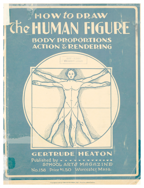 How to Draw the Human Figure by Gertrude Heaton